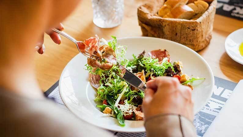 Kan kantineordningen fremme sunne matvaner?