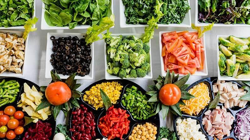 Global kantinemat – mat med glede, helse og sunnhet