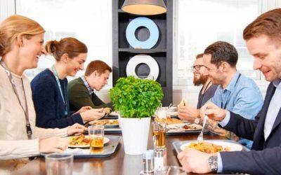 5 grunner til hvorfor du bør velge en sunn lunsj