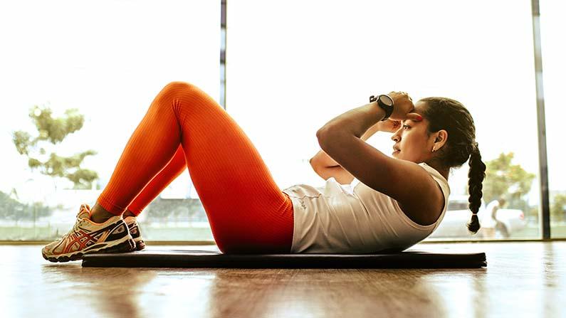Er mat viktigere enn trening?