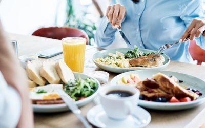 Sunn og god mat på arbeidsplassen gir sunnere og mer tilfredse ansatte – men også økonomisk gevinst